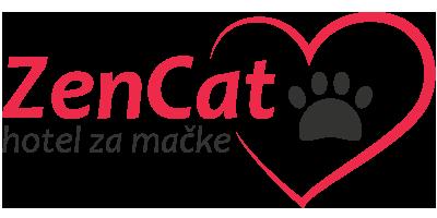 ZenCat – hotel za čuvanje mačaka Logo