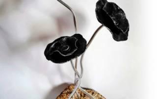 Cvijet u keramici